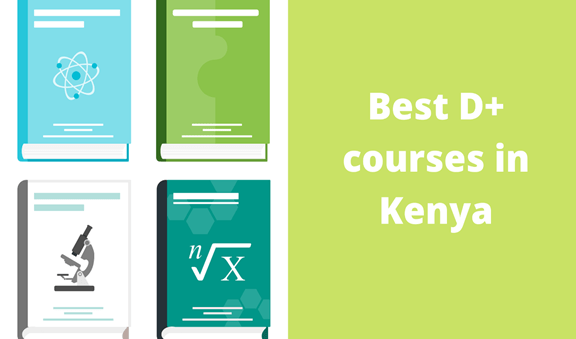 8 Best D+ (plus) courses in Kenya