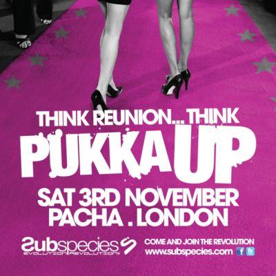 Pukka Up Ibiza Reunion Tickets | Pacha London London | Lineups  | Sat 3rd November 2012