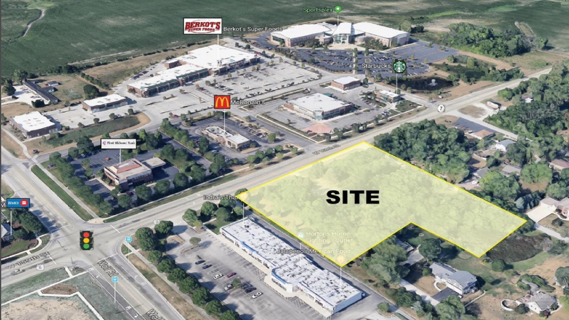 land for sale and lease illinois