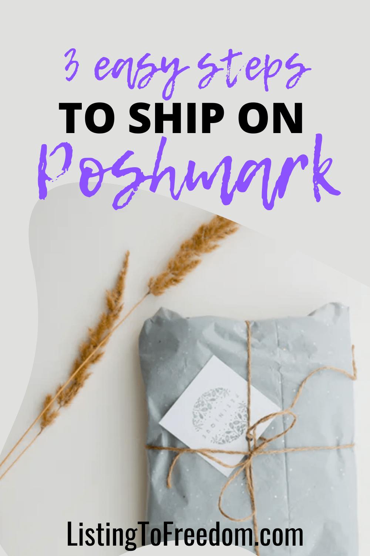 How To Ship On Poshmark