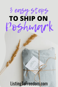 ship on poshmark