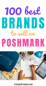 Best Brands To Sell On Poshmark
