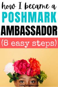 how to become a poshmark ambassador
