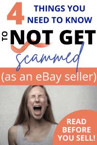 ebay seller scam