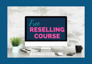 Reselling course