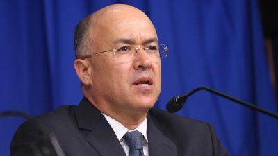 Domínguez Brito abre la carrera por candidatura del PLD en 2020