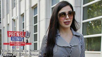 Quién es Emma Coronel, la esposa de El Chapo que lo acompaña en su juicio en NY