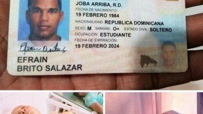 Accidente de tránsito deja un muerto y un herido en Gaspar Hernandez.