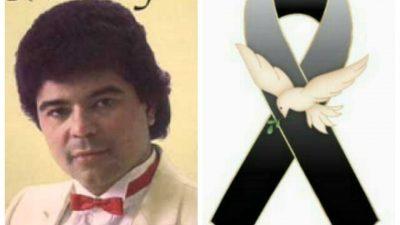 Fallece el Cantautor Juan Lanfranco.