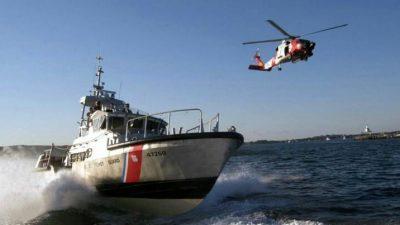 7 desaparecidos tras zozobrar yola con 28 ocupantes en el Canal de la Mona