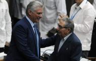 Asisten Raúl Castro y Díaz-Canel a sesión de Parlamento cubano