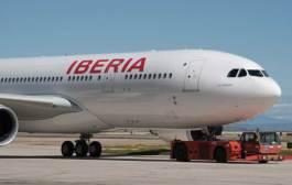 Celebran 70 años de viajes de Iberia a Cuba