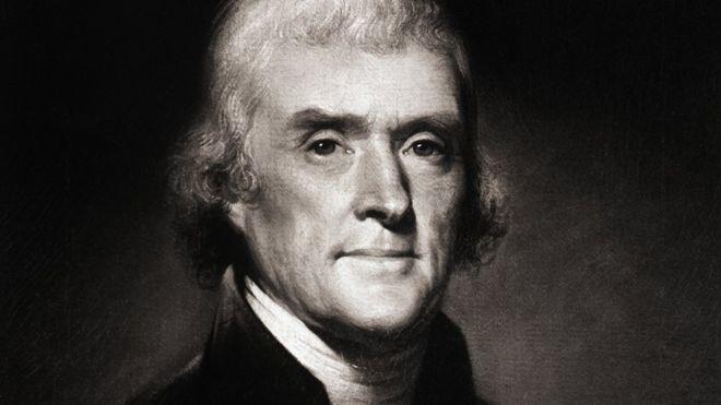 El cromosoma que reveló los hijos secretos de Thomas Jefferson