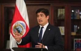 Empresarios piden al presidente reactivar la economía de Costa Rica