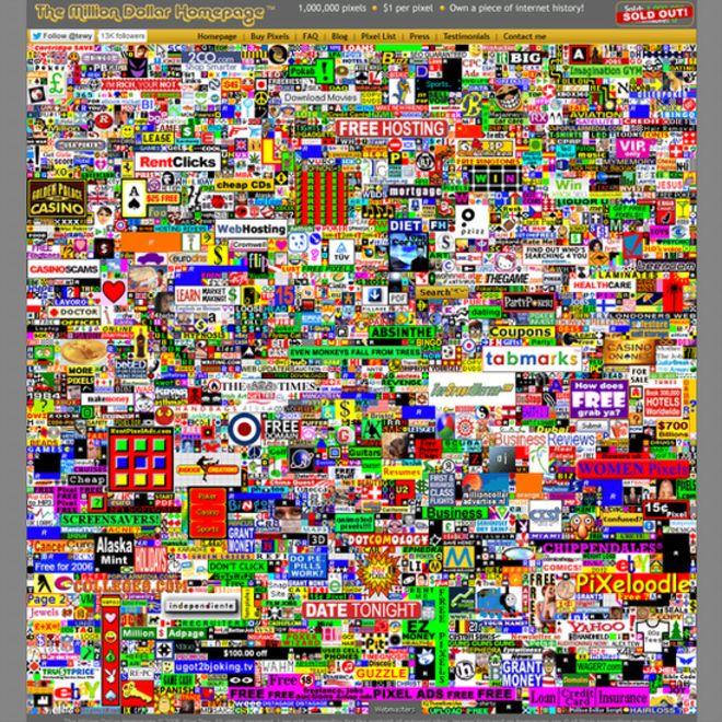 La irremediable desaparición de todo lo que se publicó en los primeros años de internet