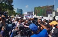 Diputados de distintos partidos se manifiestan contra posible reforma