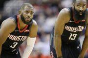 """Chris Paul cataloga su relación con Harden como """"insalvable""""; pide cambio a los Rockets"""