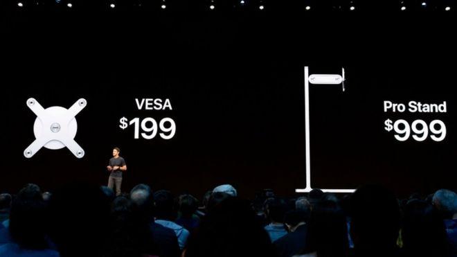 El accesorio de US$1.000 de Apple que enmudeció a sus seguidores y hace a la industria preguntarse si la firma ha perdido el contacto con la realidad