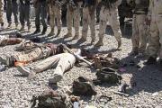 Muere una treintena de talibanes en operaciones del ejército afgano