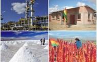 Califican de sana, fuerte y sólida la economía de Bolivia