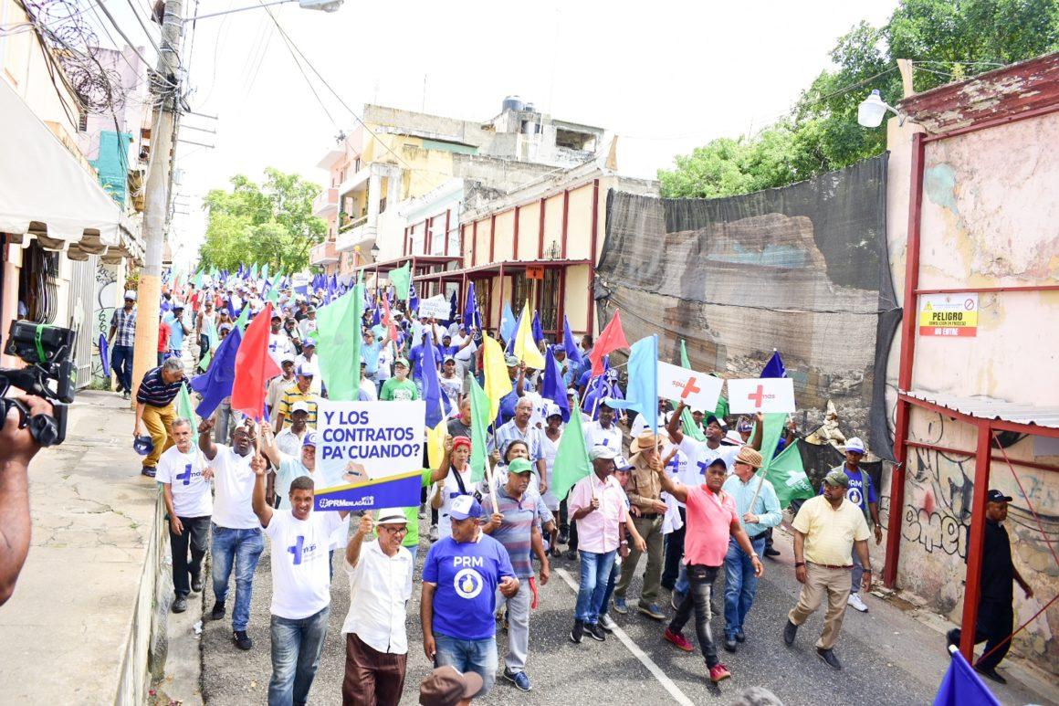 Coalición Democrática llama a unidad nacional para detener continuidad de Danilo, Leonel y el PLD