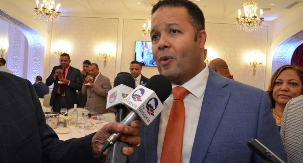 Norberto Rodríguez lanza oficialmente candidatura a diputado de ultramar PRM