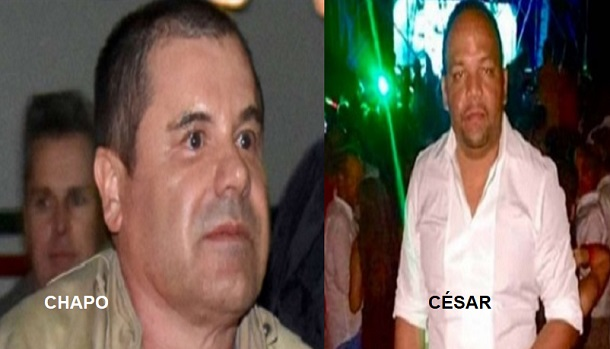 Definen César el Abusador como el narco más grande el cual solo es superado por el Chapo Guzmán