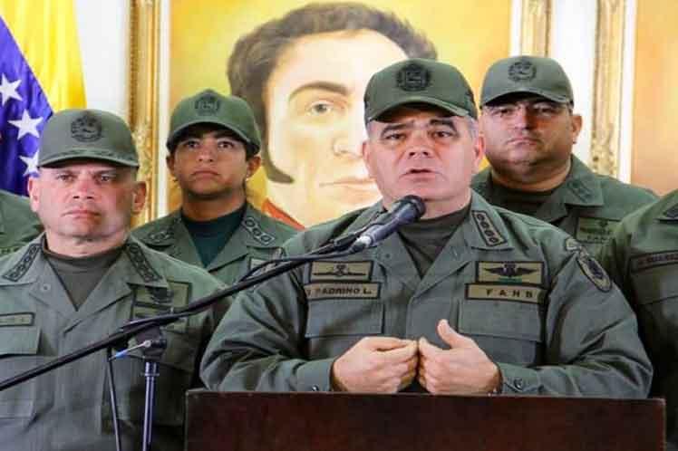 Fuerza Armada de Venezuela rechaza activación del TIAR