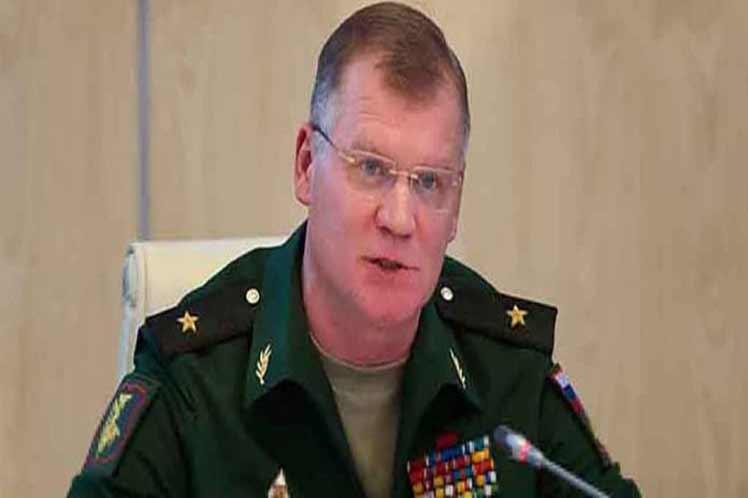 Rusia desmiente versiones sobre ataque a hospitales en Siria