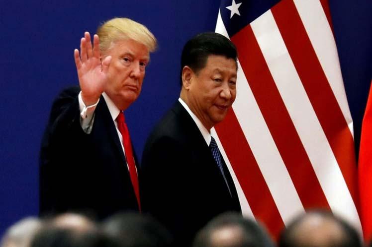 Trump resalta ventajas para EE.UU. de acuerdo comercial con China