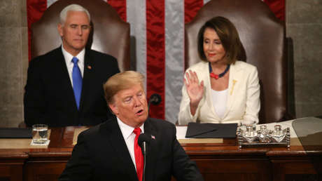 """La Casa Blanca considera el proceso de juicio político contra Trump como un intento de """"anular los resultados de las elecciones de 2016"""""""