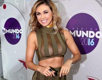 Aracely Arámbula regresa a Televisa para protagonizar telenovela tras varios años fuera de esa televisora.