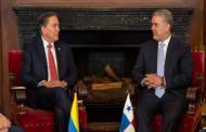 Colombia y Panamá suscriben acuerdos de cooperación
