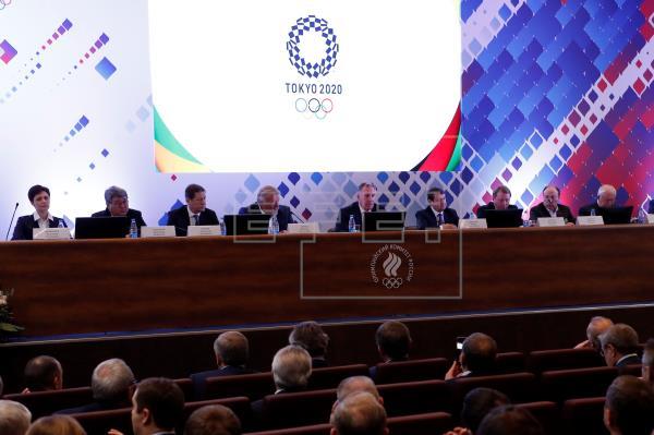 El COR niega que escándalo de dopaje afecte participación rusa en Tokio 2020