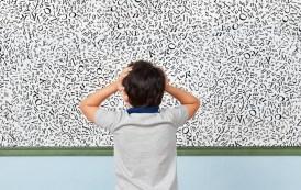 En una clase de 25 niños, al menos uno tendrá dislexia, según una experta