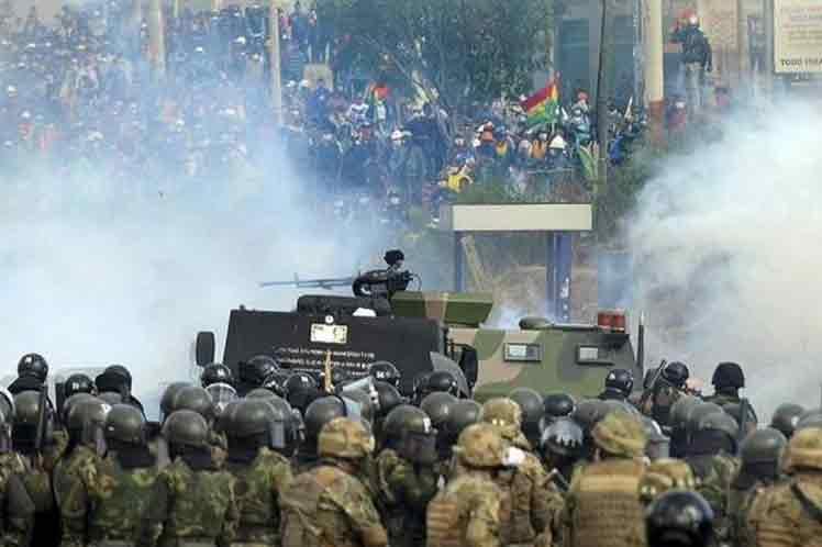 Evo Morales denuncia creciente ola de violencia en Bolivia