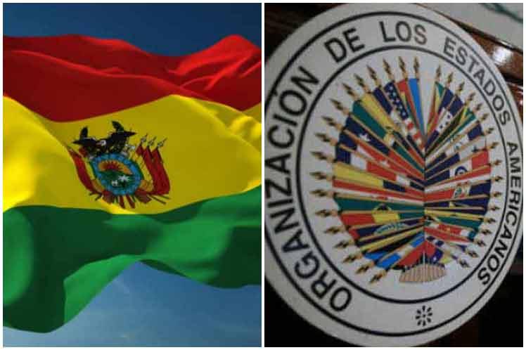 La OEA, Bolivia y la negación del golpe que sí fue