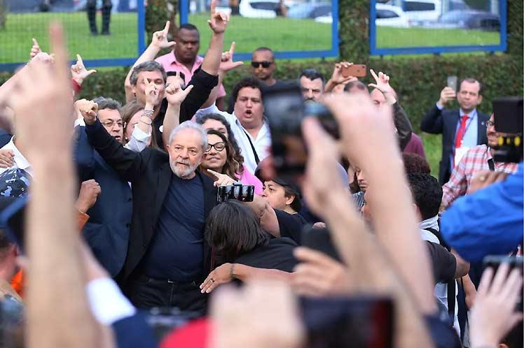 La libertad moral de Lula