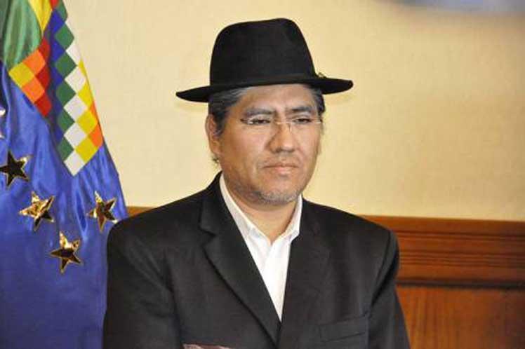 OEA, cómplice y actor del proceso golpista en Bolivia, dice canciller