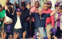Dinamismo y entusiasmo en el Distrito Nacional por marcha caravana PLD