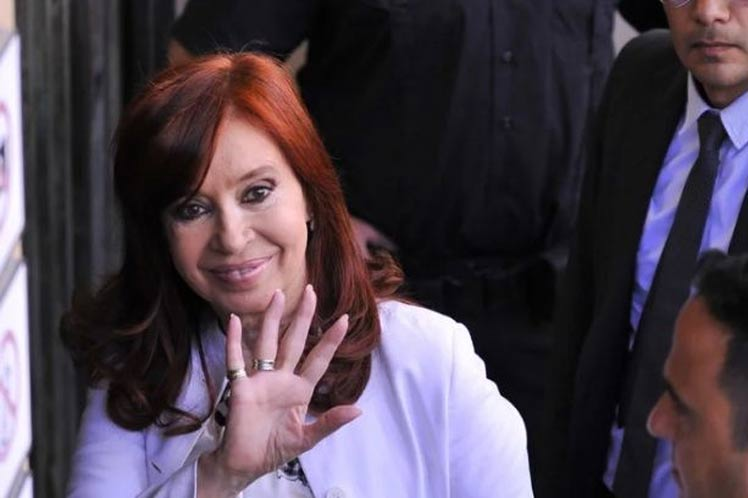 Cristina Fernández: la historia me absolvió y me absolverá