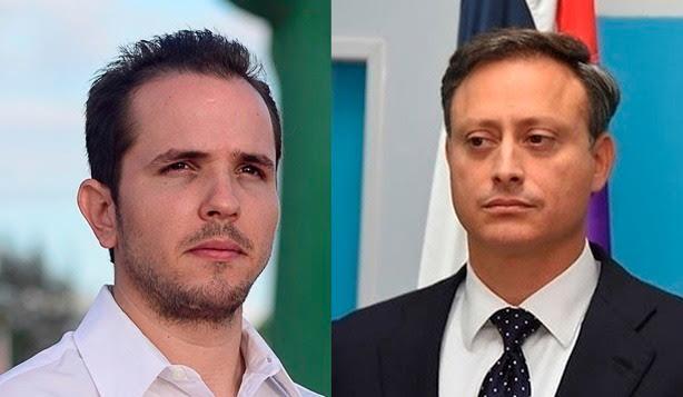 """Aspirante a diputado por el PRM Claudio Caamaño dice procurador no es más que un """"musú"""" y un estropajo de Danilo Medina"""