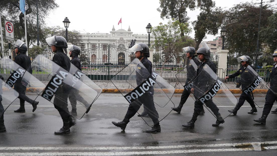 """Ministro del Interior de Perú crea brigada especial de Policía ante """"la conmoción"""" por """"la presencia de venezolanos"""""""