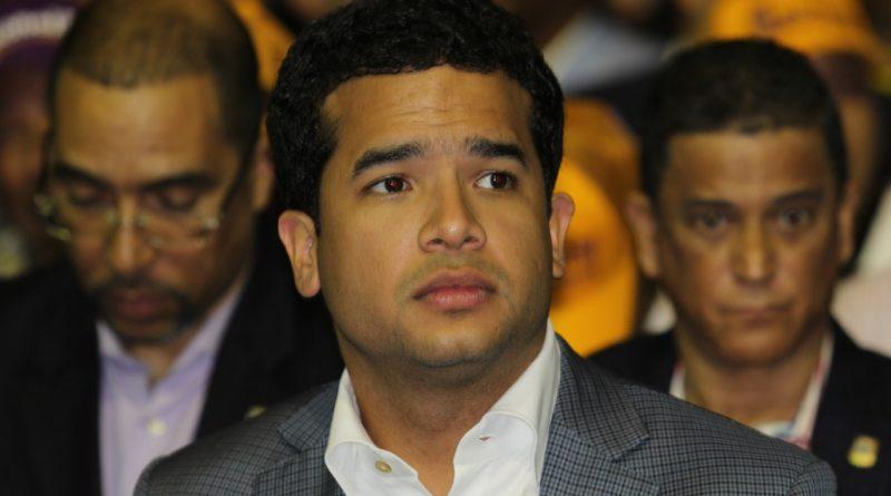 Omar Fernández asegura el corazón de Margarita Cedeño está con la Fuerza del Pueblo; dice permanece en el PLD por ser la vicepresidente de la República