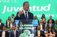 Leonel Fernandez dice que desde el palacio hay una una especie de inquisición contra los que no siguen la línea del Gobierno