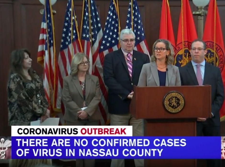 Monitorean a 83 personas por posible contagio de coronavirus en Long Island