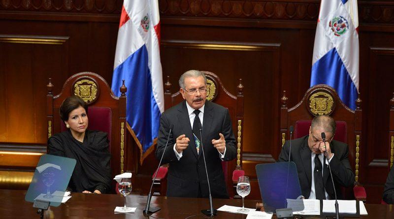 Presidente Danilo Medina hará su última rendición de cuentas en medio de una crisis política y social en RD