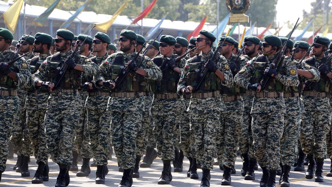 """Comandante iraní a EE.UU. e Israel: """"Si cometen el más mínimo error, los atacaremos a ambos"""""""