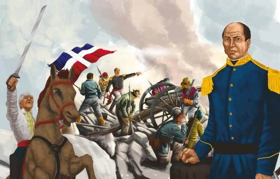 30 de marzo de 1844, gran batalla por la independencia nacional