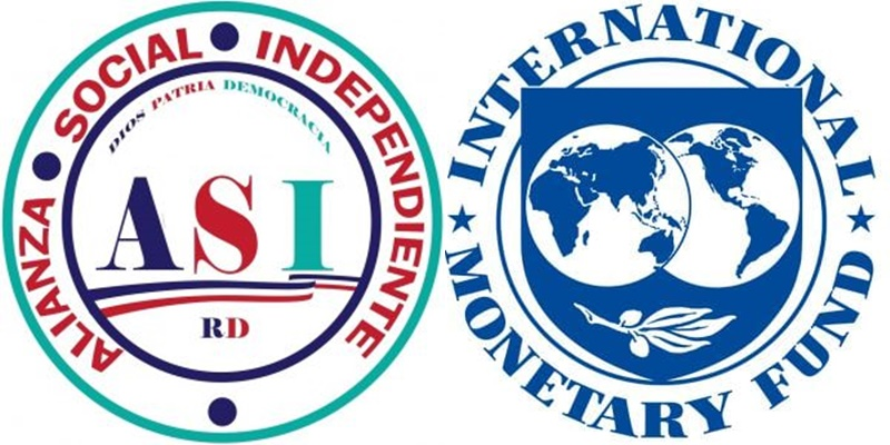 ASI-RD propone al presidente Danilo Medina solicitar al FMI una moratoria en el pago de la deuda externa